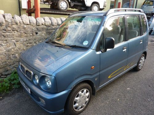 Perodua Kenari 1.0 EZ 5dr Auto  PARTS ONLY/ NOT VEHICLE Estate Petrol Blue