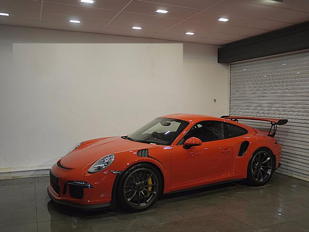 Porsche 911 GT3 4.0 varies Coupe Petrol RED
