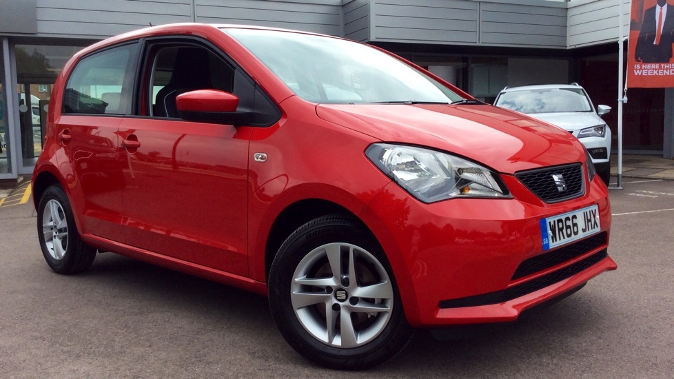 Seat Mii 10.0 1.0 Ecomotive SE Technology 5dr Hatchback Petrol RED