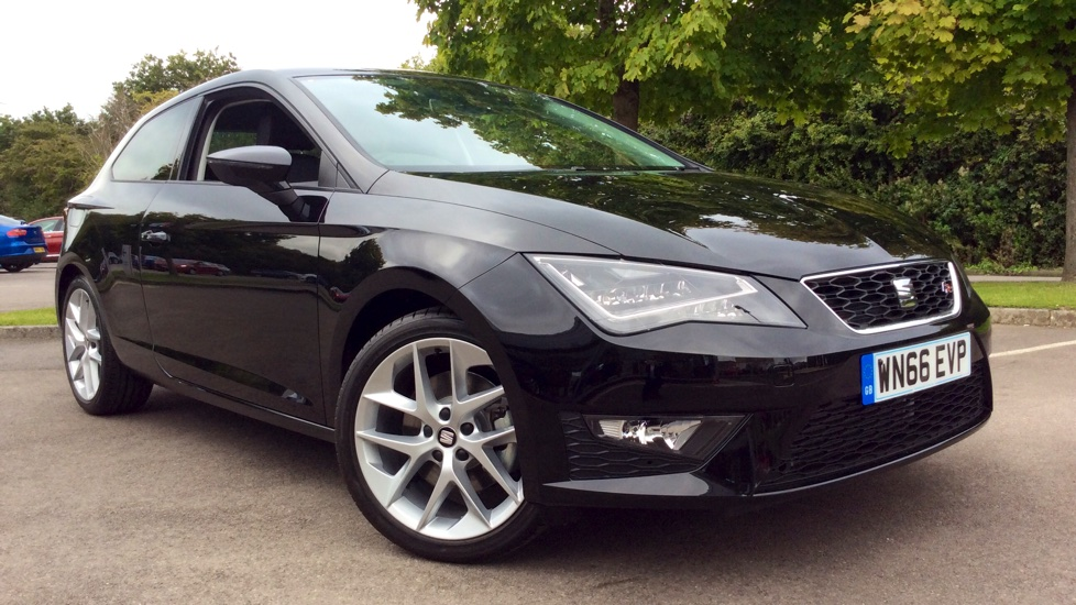 Seat Leon 20.0 2.0 TDI 184PS FR Technology