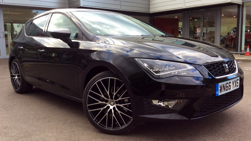 Seat Leon 20.0 2.0 TDI 184 FR 5dr (Technology Pack)