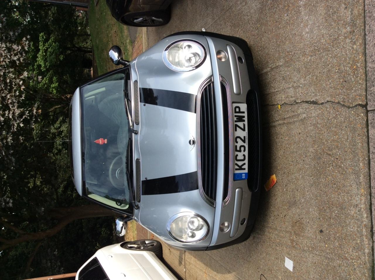 Mini One 1.6 ONE Hatchback Petrol Silver