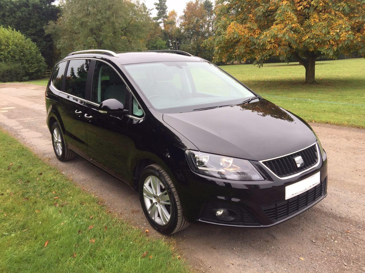 Seat Alhambra 2.0 TDCI SE 150ps 2017/67 plate MPV Diesel Colour Choice