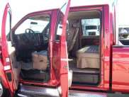 Chevrolet Kodiak C4500 Curtain Slider Diesel red