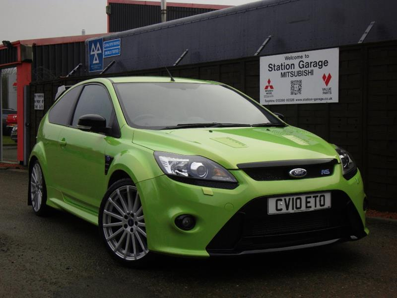 Ford Focus 2.5 Unclassified HATCHBACK PETROL GREEN