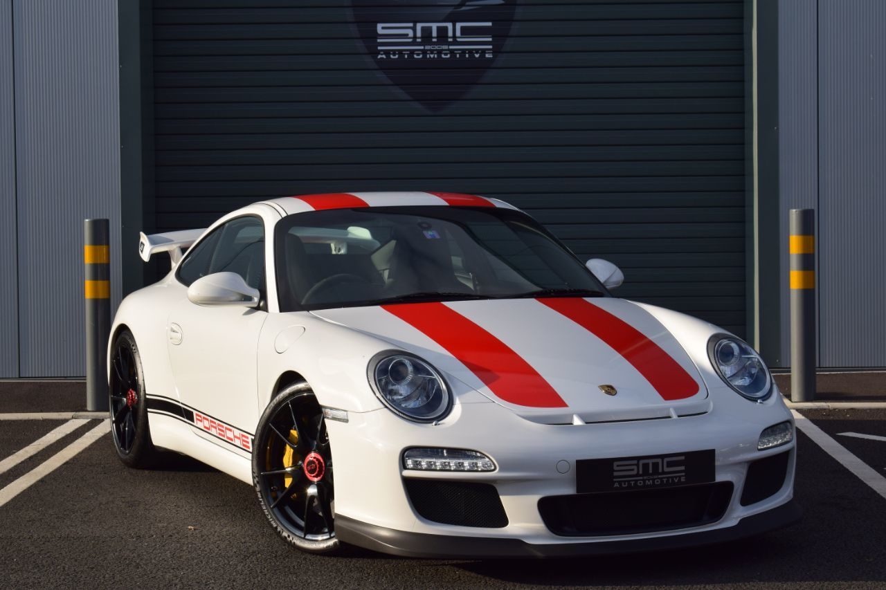 Porsche 911 3.8 997.2 GT3 Coupe Huge specification Coupe Petrol White