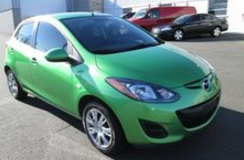 Mazda 2 1.3 Tamura 3dr Hatchback Petrol Green at Ken Wallace Northallerton