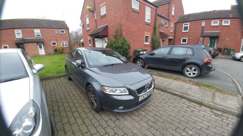 Volvo S40 1.6 DRIVE SE LUX EDITION START/STOP Saloon Diesel Grey
