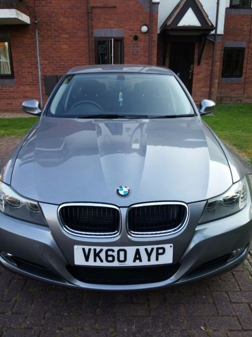 BMW 3 Series 2.0 318I SE Saloon Petrol Grey