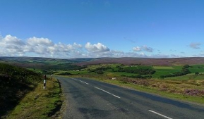 Five of the Best Driving Roads in the UK