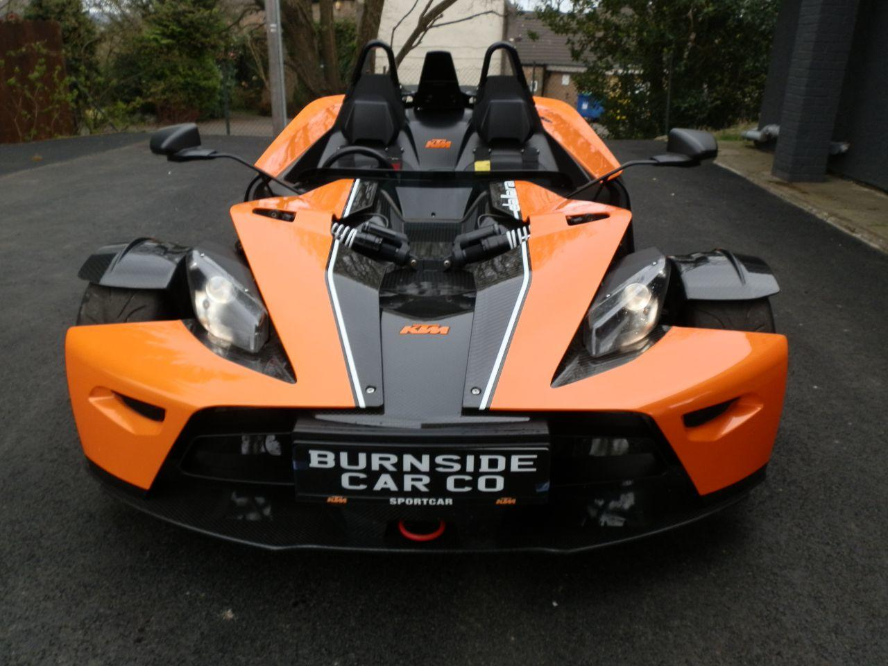 Ktm X-bow 2.0 KTM X-BOW Sports Petrol ORANGE