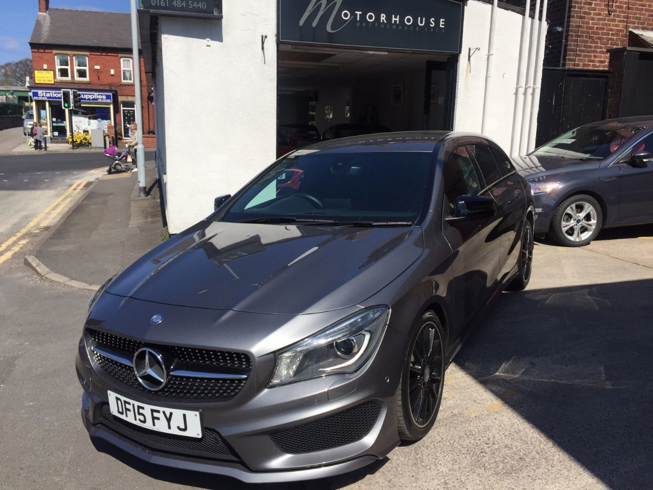 Used mercedes benz cla class and second hand mercedes benz for Used mercedes benz cla class