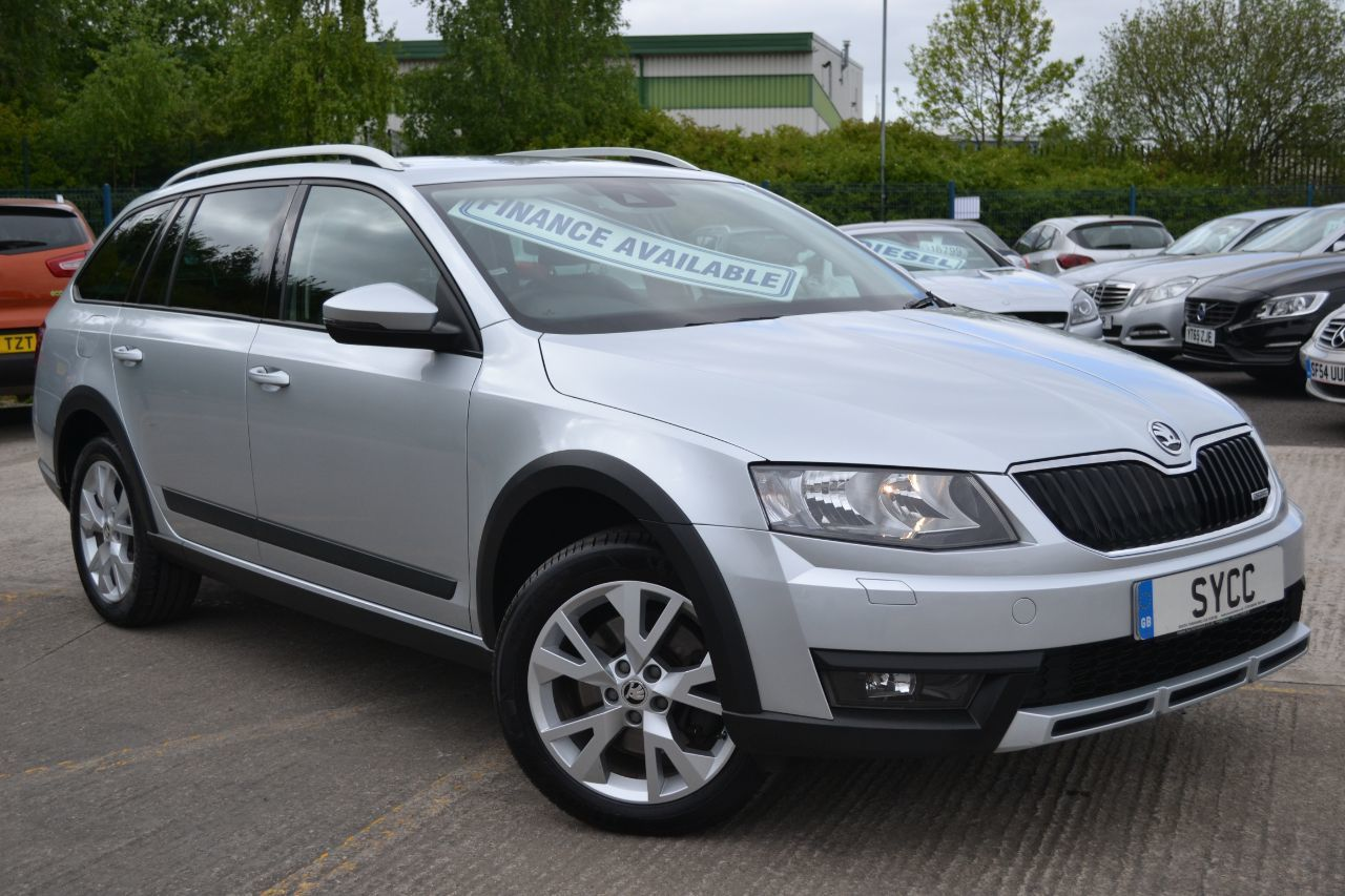 skoda octavia scout second hand autos post. Black Bedroom Furniture Sets. Home Design Ideas