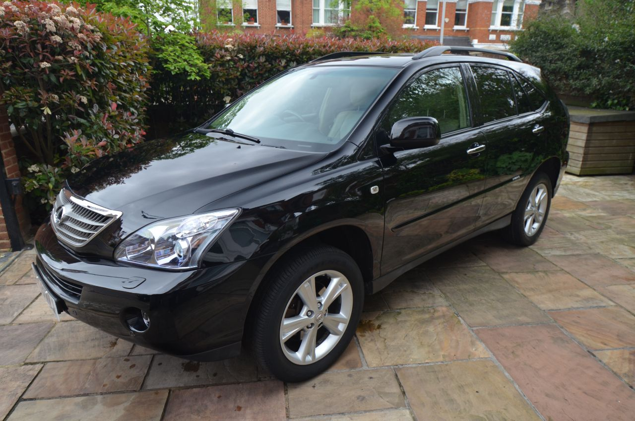 Lexus RX 400h 3.3 Executive Limited Edition 5dr CVT Auto