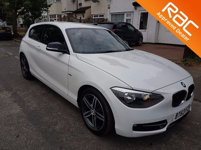 BMW 1 Series 1.6 116i Sport 3dr