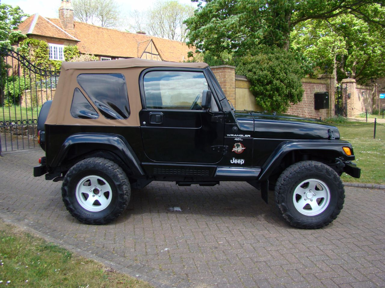 jeep wrangler soft top manual