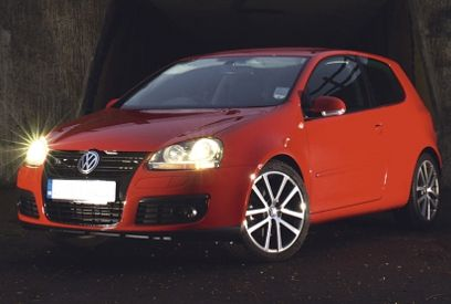 VW Golf 2.0 TDI GT