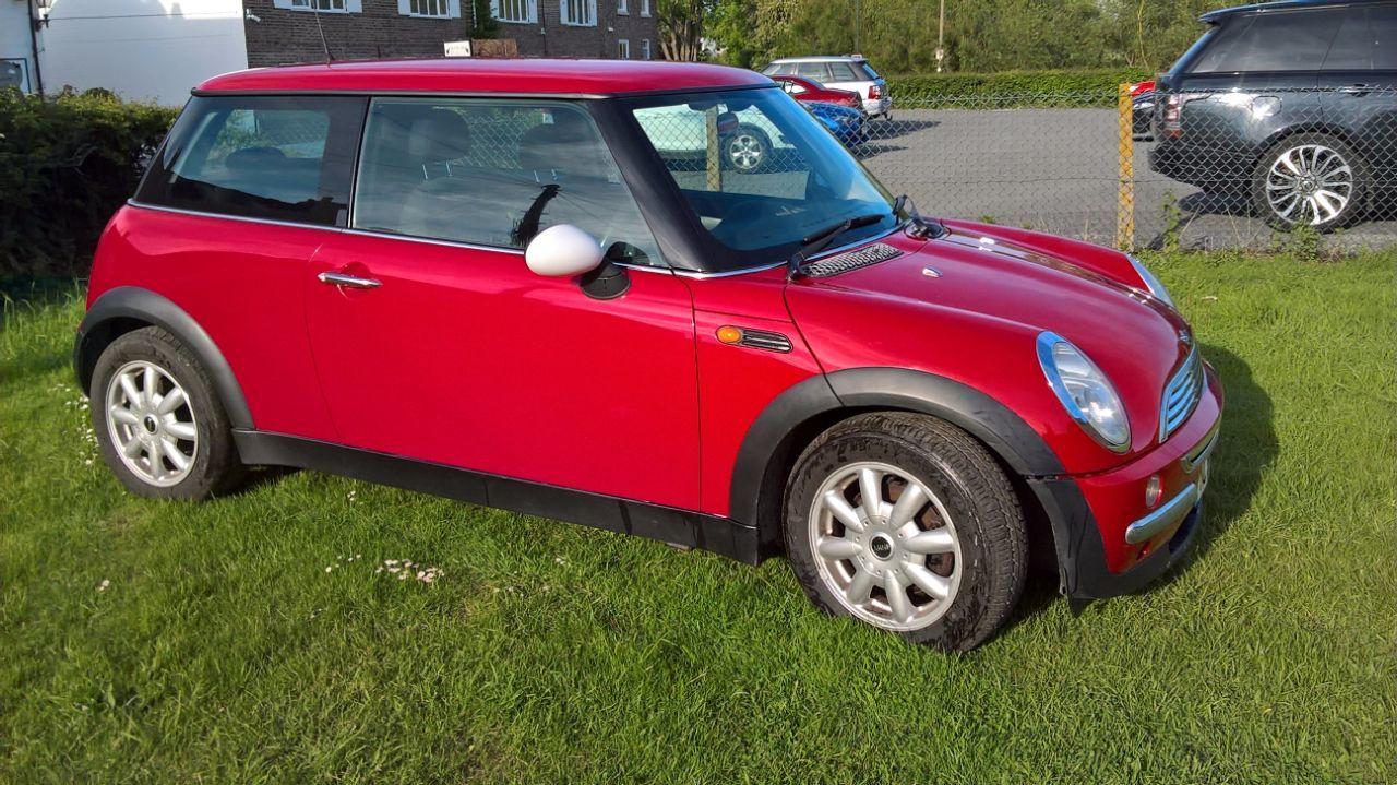 Used Mini One And Second Hand Mini One In North Yorkshire