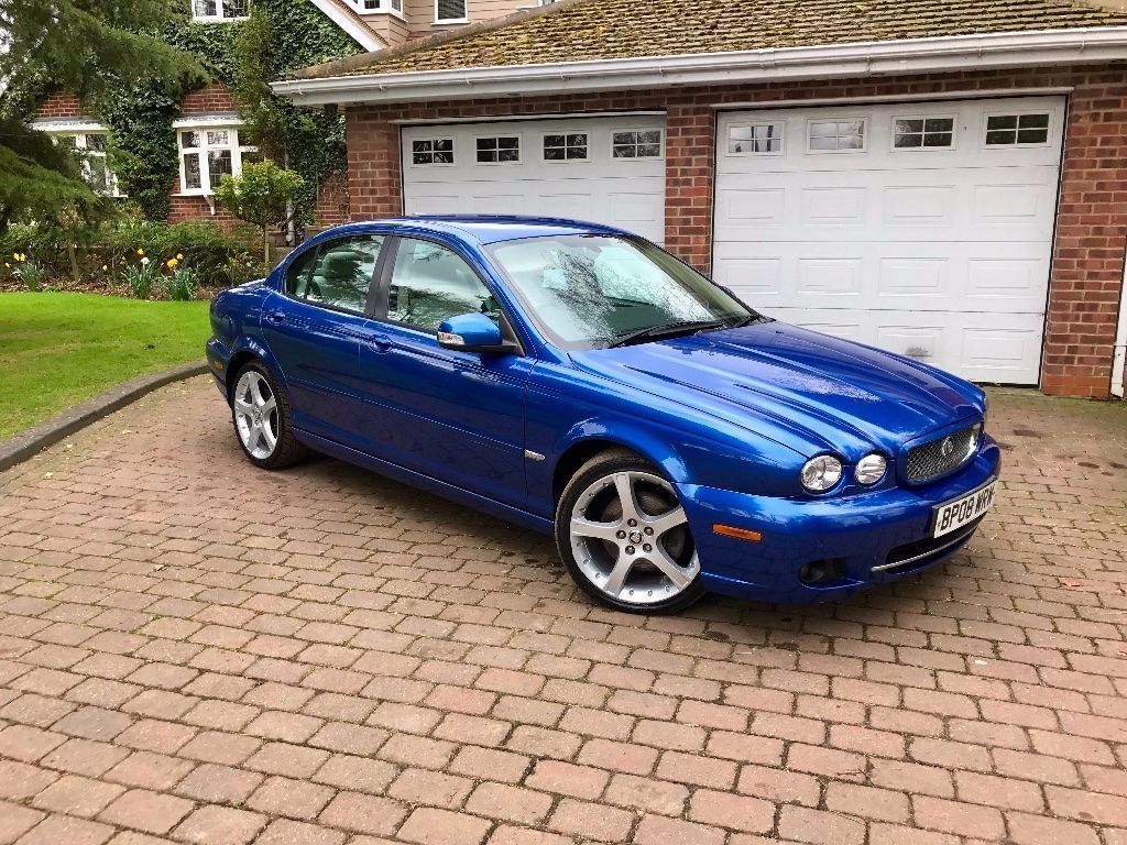 Used Jaguar X-Type and Second Hand Jaguar X-Type in Essex