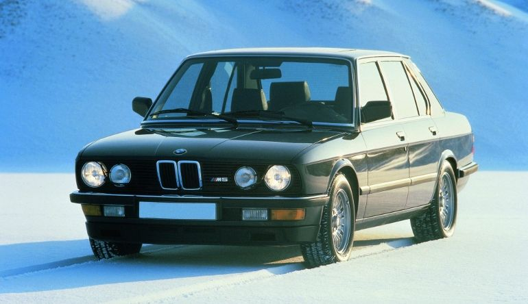 Top Cool Cars From The S BMW E M - Cool cars 80s