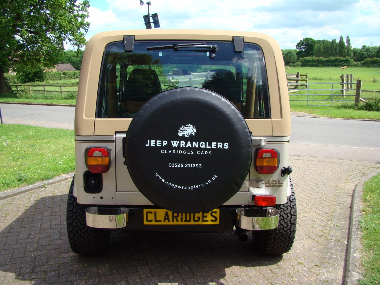 1996 Jeep Wrangler 4.0 YJ Sahara Manual