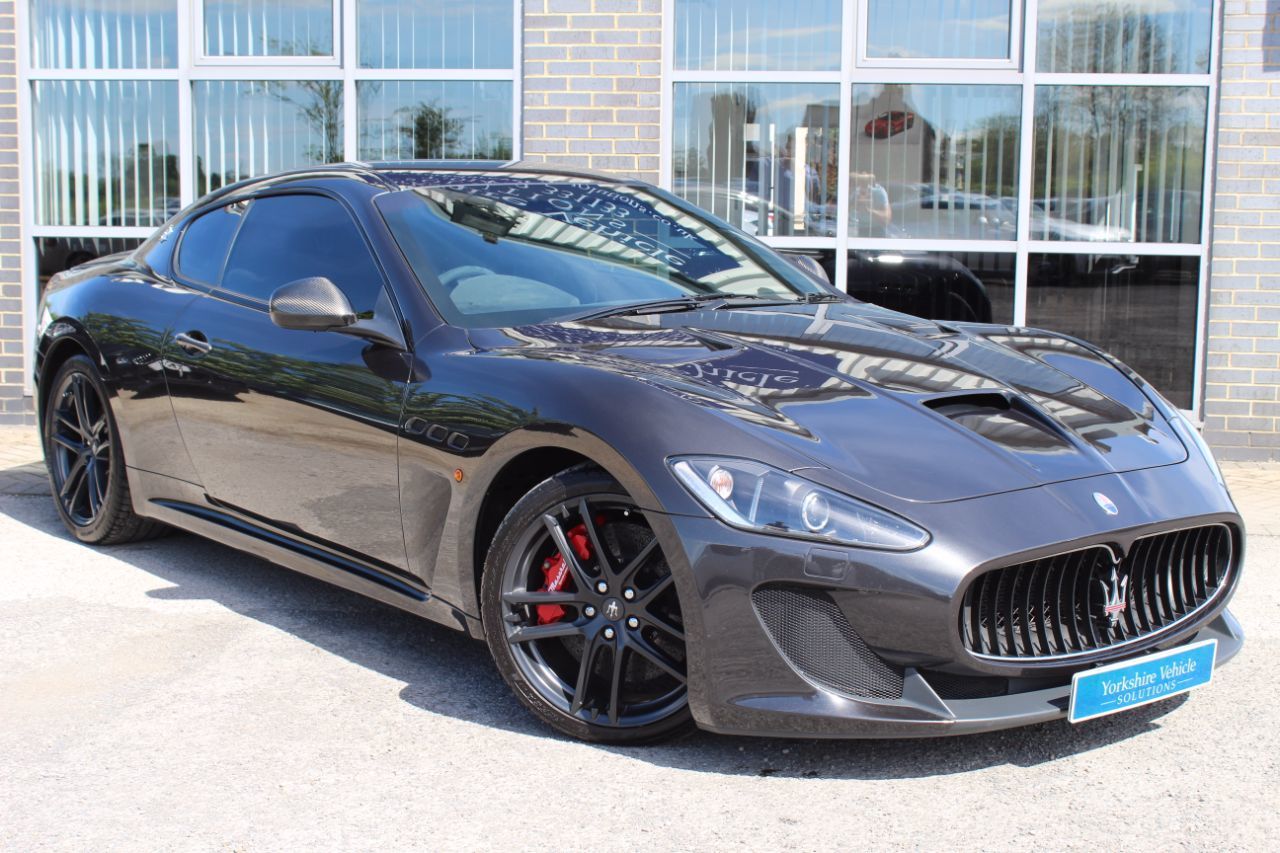 Maserati Granturismo 4.7 V8 MC Stradale MC Shift Coupe Petrol Grey