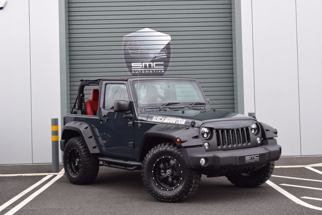 Used Jeep Wrangler Chester >> Spectrum Motor Centre Ltd - Used cars in Chester - Autoweb