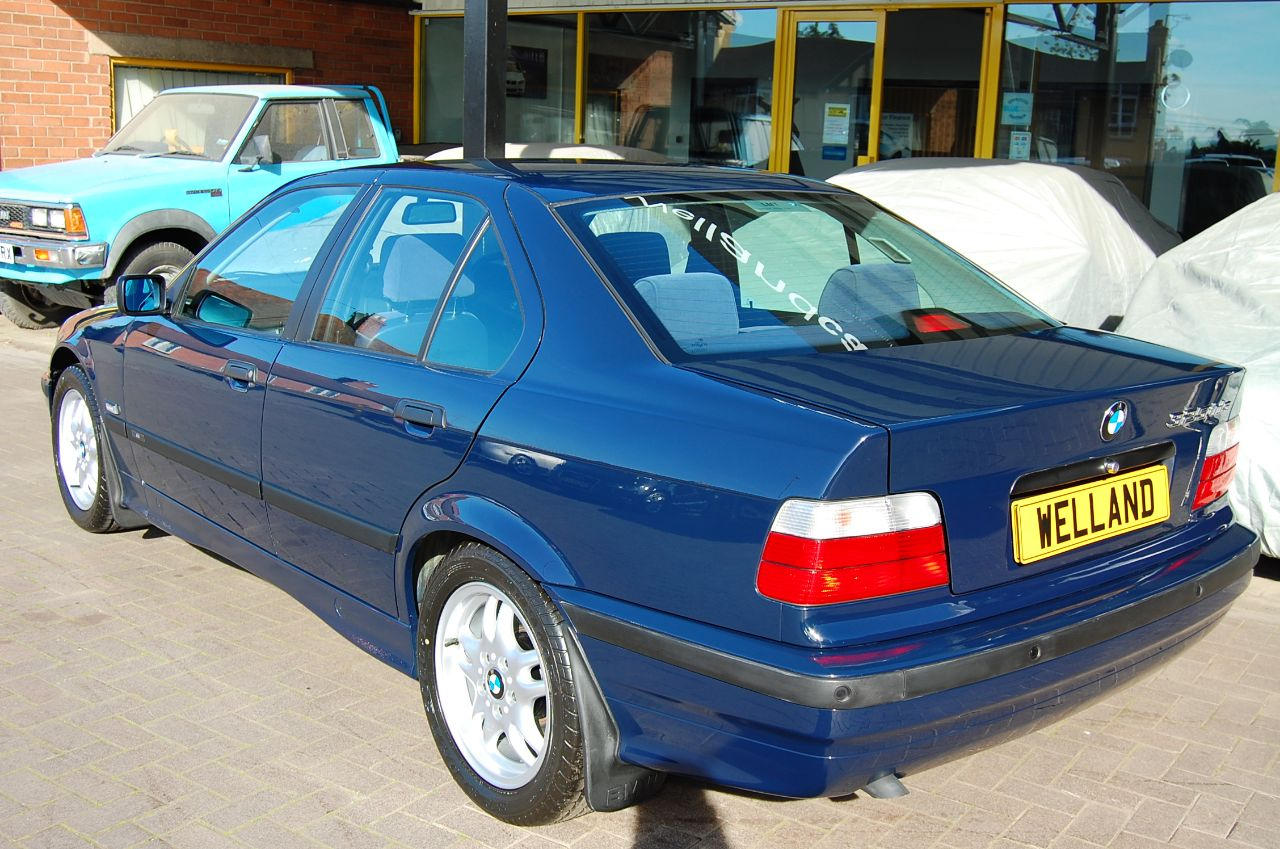 1995 BMW 3 Series 2.5 325 TDS SE Auto,1 Doctor Owner and Only 22,000 Miles, Rare Collection Classic