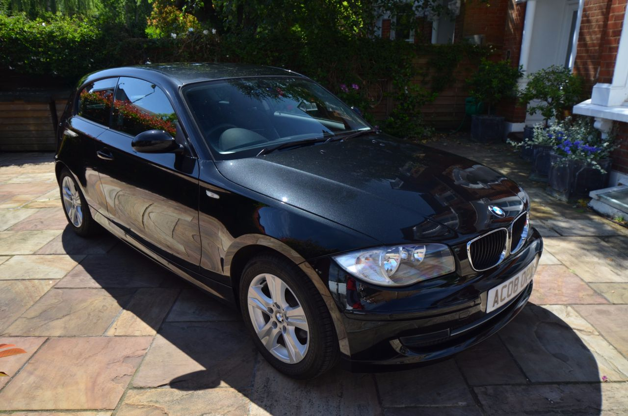 BMW 1 Series 1.6 116i SE 3dr [122]