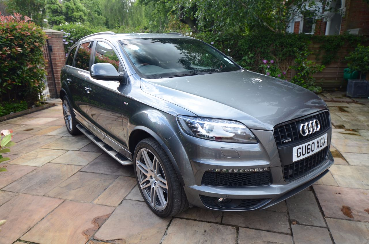 Used Audi Cars London Second Hand Cars London Rupert Goalen - Audi car second hand