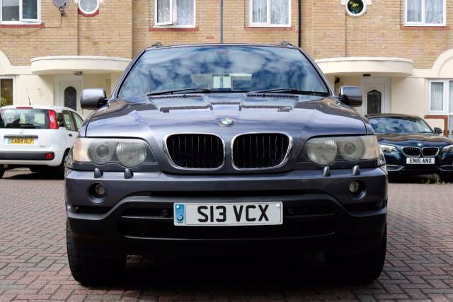 BMW X5 3.0 SPORT 24V ESTATE PETROL GREY