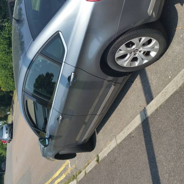 Citroen C5 2.2 EXCLUSIVE HDI SALOON DIESEL GREY
