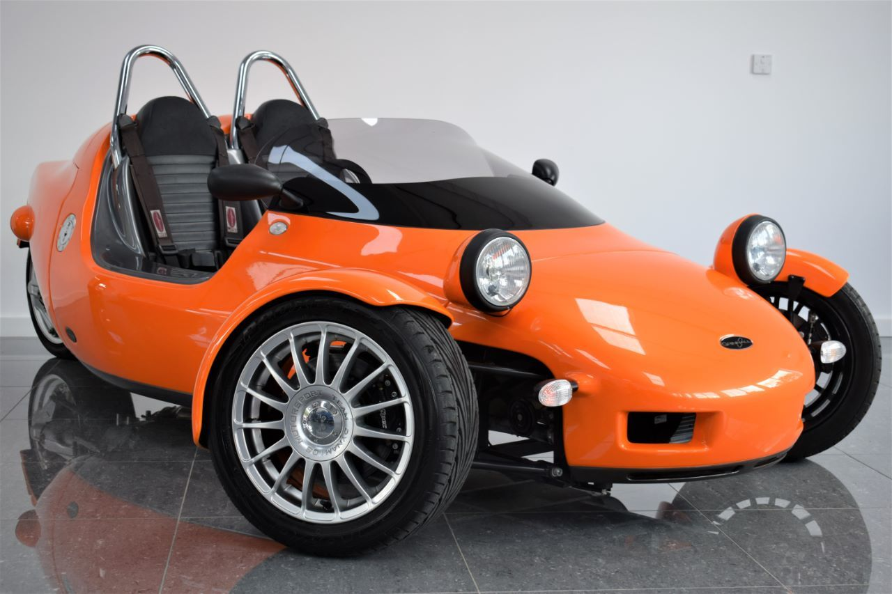 Grinnall Scorpion 1.2 Scorpion Coupe Petrol Flame Orange