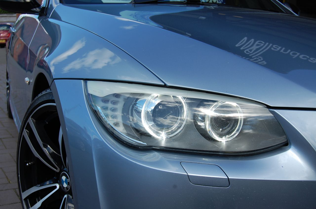 2011 BMW 3 Series 2.0 320d M Sport 2dr - F/S/H,1 Owner,19`Alloys,Xenons,Leather # 6 MONTH WARRANTY INCLUDED