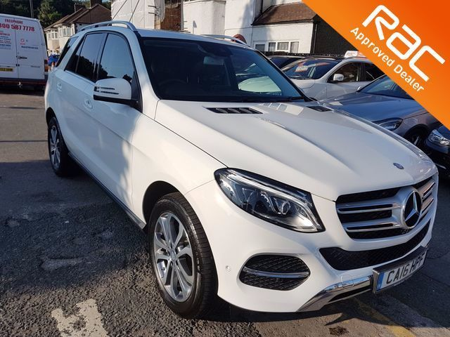 Mercedes-Benz Gle 2.1 GLE 250d 4Matic Sport 5dr 9G-Tronic Estate Diesel White