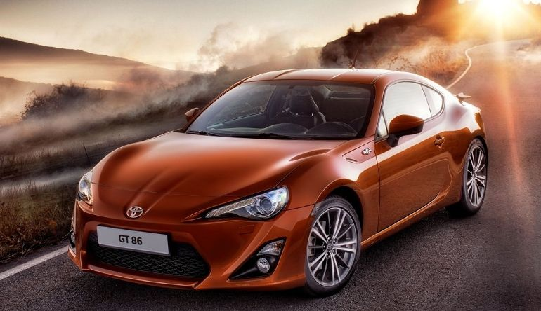 Pin It Toyota GT86