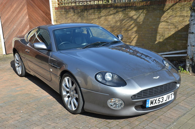 Used Aston Martin DB V Vantage For Sale In London London - Used aston martin v8 vantage
