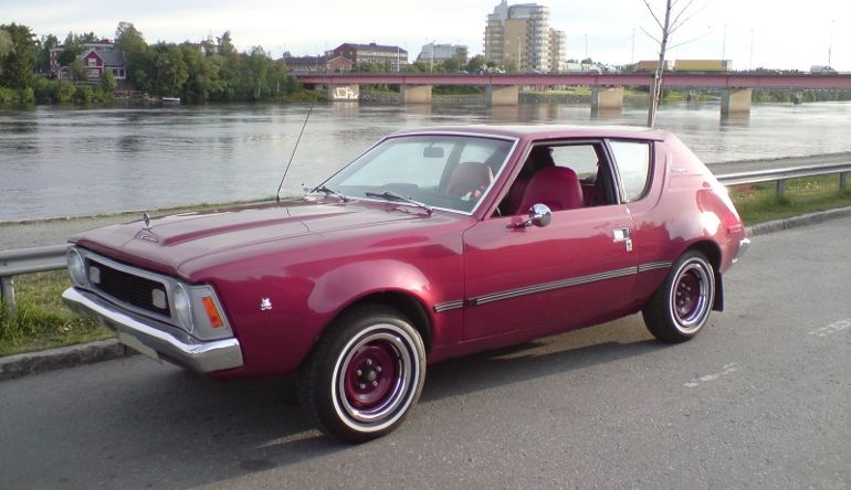 Ford Pinto 1971 additionally File 1977 amc gremlin x   hershey 2012 b in addition Top 11 Worst Cars From The 70s further The Humbler Five Buddies Built This Cheap Turbo Jeep To Go 12s And Destroy On The Autocross in addition Buick Electra. on gremlin rear end