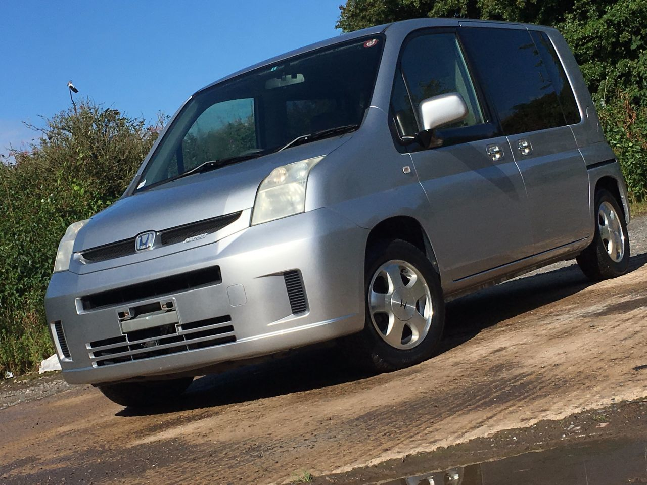 Honda Shuttle ELECTRIC DOOR 1.5 AUTO 7 SEATER MPV MPV Petrol Silver