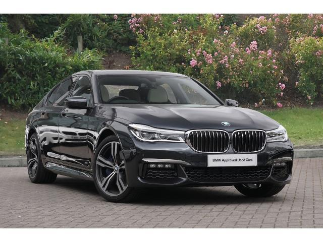 BMW 7 Series 3.0TD 730d xDrive M Sport (258 BHP) Saloon Diesel Singapore Grey Metallic
