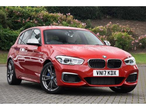 BMW 1 Series 3.0 M135i Hatchback Petrol Melbourne Red Metallic