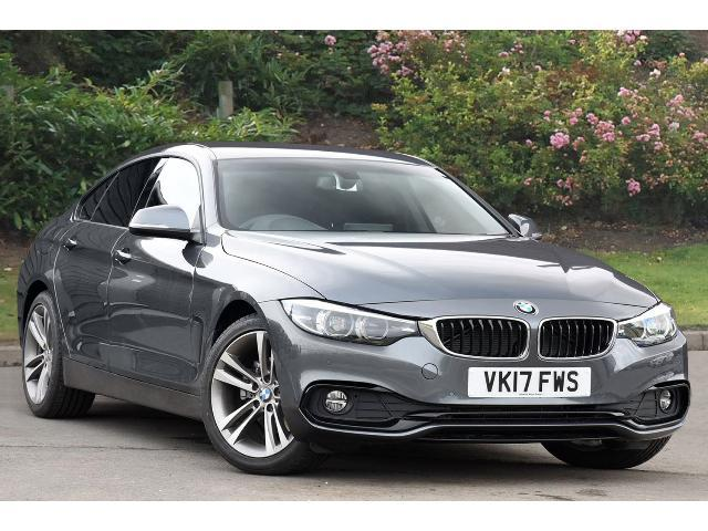 BMW 4 Series 2.0TD 420d Sport (s/s) Coupe Diesel Mineral Grey Metallic