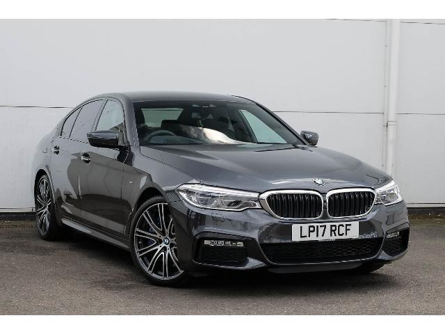 BMW 5 Series 3.0 540i M Sport xDrive Saloon Petrol Sophisto Grey Metallic