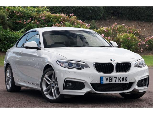 Used bmw 2 series and second hand bmw 2 series in herefordshire - Bmw 2 series coupe white ...