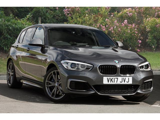 BMW 1 Series 3.0 M135i Hatchback Petrol Mineral Grey Metallic