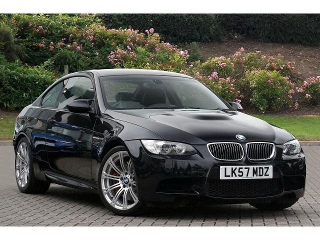 BMW M3 4.0 V8 Coupe Petrol Jerez Black Metallic