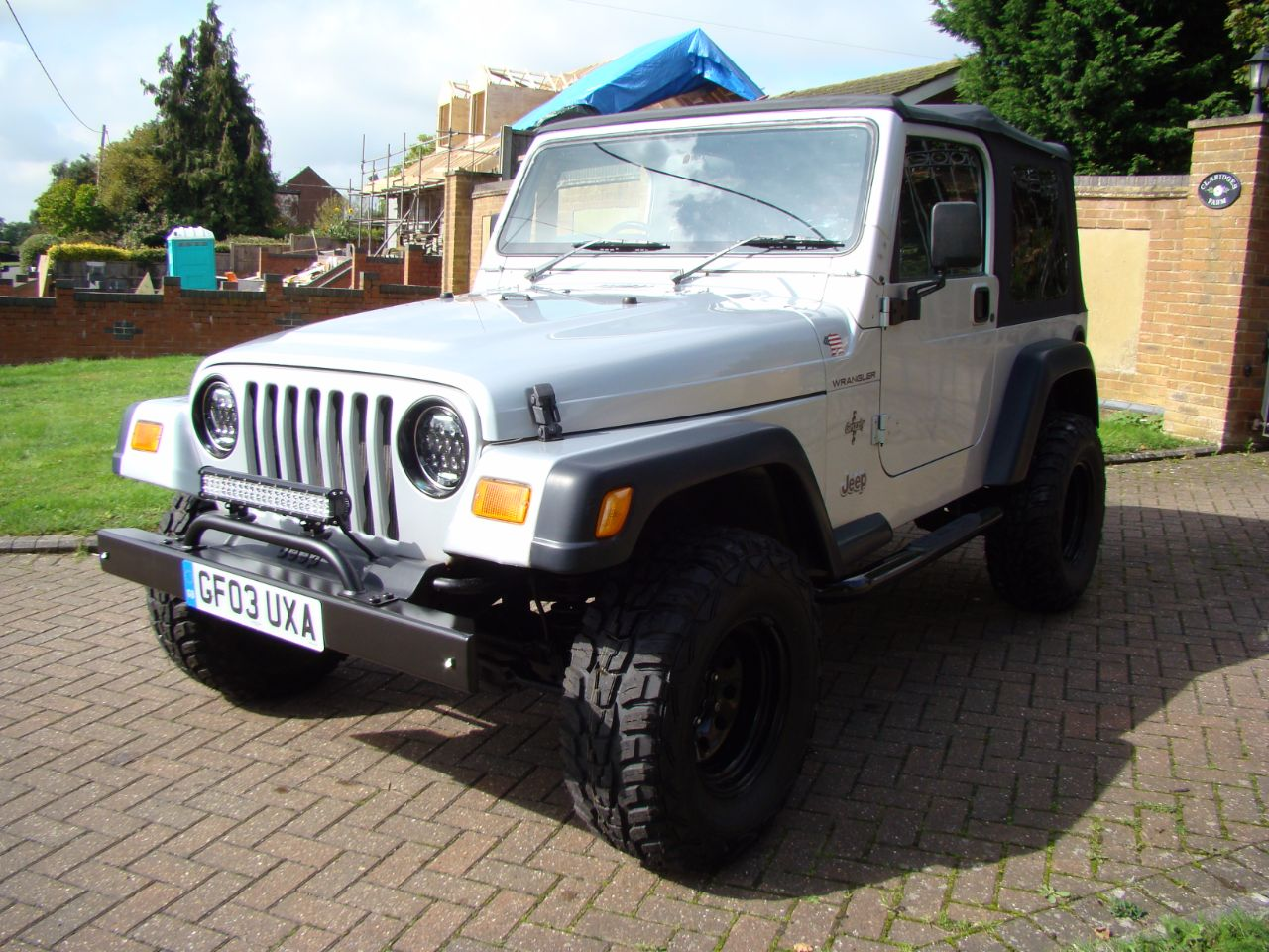 2003 Jeep Wrangler 4.0 Grizzly 2dr