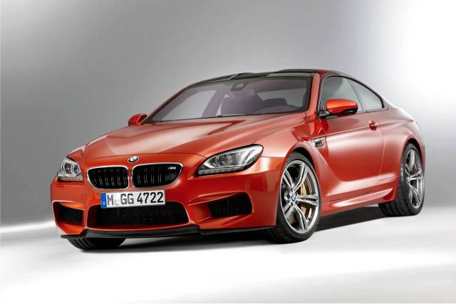 BMW M6 4.4 DCT Coupe Petrol Any