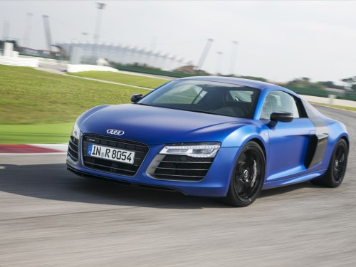 Audi R8 5.2 V10 Plus (550) Coupe Petrol Any