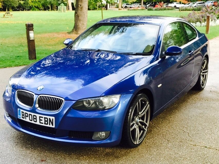 BMW 3 Series 3.0 330d SE 2dr Coupe Diesel Blue